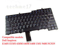 Keyboard For Dell Inspiron E1405 E1505 630M 640M 6400 1501 9400 NC929 US