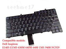 New Keyboard Dell Inspiron E1405 E1505 630M 640M 6400 1501 9400 NC929 US