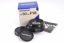 Olympus 50mm/1:1,8 AF-STD OVP für OM-707 oder OM-77 AF Kameras 1044939