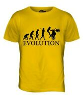 Moto Acrobacias Rider Evolution Of Man Camiseta Hombre Regalo Top Scrambler