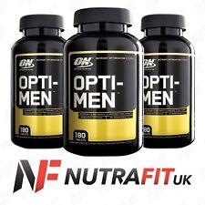 on Optimum Nutrition Opti-men 180 Tabs Optimen Multi Vitamins Minerals