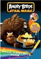 Angry Birds Star Wars Magia Libro De Pintura