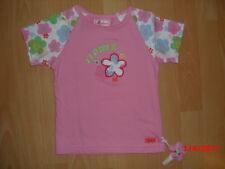 sigikid Shirt Gr.104 rosa Flower neu so schön