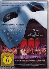 Das Phantom der Oper - zum 25. Jubiläum: Live aus der Royal Albert Hall (DVD,OVP