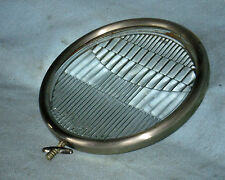 1932 Ford Headlight Lens & Bezel Used OEM Ford Script Very Good Condition