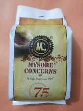1KG Pack Fresh Ground Madras Mysore Roast Coffee bean Filter Coffee Powder India