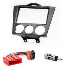 Autoradio Einbau Radioblende Set für MAZDA RX-8 11-086-15-6