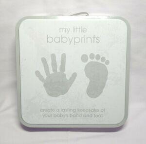 Pearhead My Little Babyprints, Handprint or Footprint Impression Kit & Keepsake