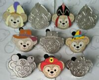Duffy's Hat Collection 2012 2013 Hidden Mickey Set Hats Choose a Disney Pin
