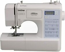 Brother Project Runway CS5055PRW Electric Sewing Machine 50 Built In Stitches