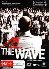 The Wave NEW PAL Arthouse DVD Dennis Gansel Jürgen Vogel Frederick Lau Germany