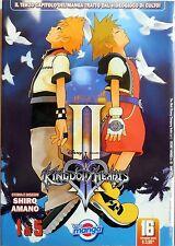 KINGDOM HEARTS II  N.16 1 DI 5 DISNEY MANGA 2009 SHIRO AMANO