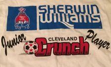 Deadstock 1990s Cleveland Crunch Junior Player Vintage X-Large T-Shirt Soccer