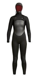 5/4mm Women's XCEL AXIS Hooded Fullsuit