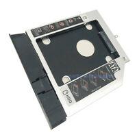with Bezel 2nd HDD SSD Hard Drive Caddy for Lenovo B50-40 B50-45 B50-70 B50-80