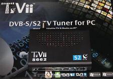 TeVii S662 USB DVB-S2 PCIe DVB Satellite Card