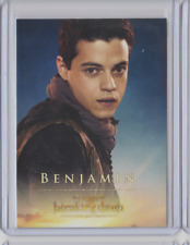 Twilight Saga Breaking Dawn Part 2 Trading Card Rami Malek as Benjamin