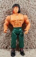 1980's Hasbro MOTU Adventure Man John Rambo Bootleg Action Figure Loose B