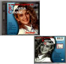 ROSSANA CASALE. Le più Belle Canzoni di.. CD brano con ZUCCHERO For.