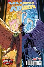 Uncanny X-men (2016) #7 VF/NM Greg Land Cover Apocalypse Wars