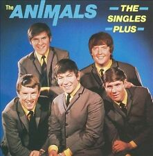 THE ANIMALS The Singles Plus CD UK