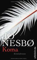 Koma: Kriminalroman (Ein Harry-Hole-Krimi) von Nesbø, Jo | Buch | Zustand gut