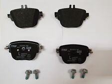 NEW GENUINE REAR BRAKE PADS FOR MERCEDES BENZ W213