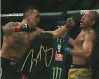 Max Holloway Autographed Signed 8x10 Photo ( UFC WWE ) REPRINT