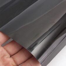 Fine I2PLY 50*300cm Window Film Tinting Roll Kit1%VLT Black UV-Proof Scratch G9C