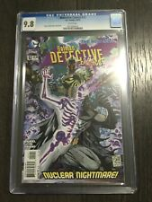 DETECTIVE COMICS # 12 / The new 52! / CGC Universal 9.8 / October 2012