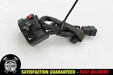 2011 KAWASAKI NINJA 650R EX650C LEFT CLIP ON HANDLE HORN SIGNALS SWITCH *196