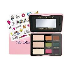 Too Faced Totally Cute Palette Eye Shadow + Stickers Ltd Edition