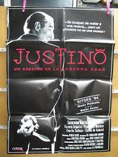 A4363 Justino, un asesino de la tercera edad Saturnino García,  Carlos Lucas,  M