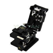 FC-6S Upgrade Verizon Black Metal Fiber Cleaver High Precision Cleaver with bag