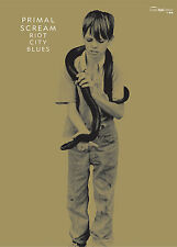 Riot CITY BLUES Primal Scream ROCK GUITAR TAB imparare a giocare FABER LIBRO MUSICA