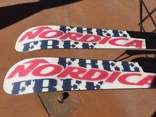 Nordica Enforcer Skis 185 - Rossingnol 120 bindings - 135 x 98 x 125
