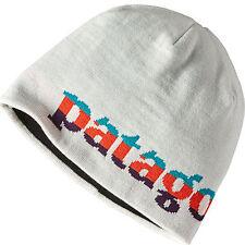 bec1d90b376bd9 ... italy patagonia beanie hat style 28860 logo belwe mini birch white  3944f 02e09
