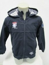 Sigikid Sweatshirt Jacke blau Gr.116 (Z28)