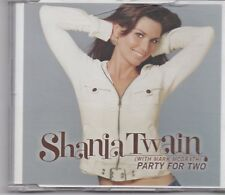 Shania Twain-Party For Two promo cd single