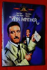 LN BLAKE EDWARDS The Pink Panther WS FF DVD Peter Sellers David Niven Capucine