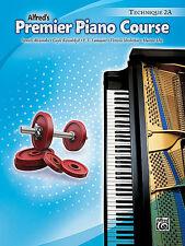 ALFRED'S PREMIER PIANO COURSE TECHNIQUE LEVEL 2A MUSIC BOOK BRAND NEW ON SALE!!