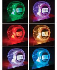 Color-Changing Alarm Clocks