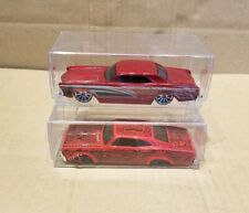 HotWheels '64 Riviera & '65 Impala 1/64 scale in mint condition.