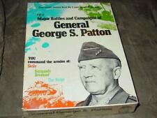 RGI 1974 - Major Battles and Campaigns of General George S. Patton (SEALED)