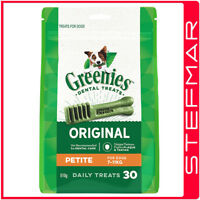 Greenies for Dogs Petite Original 510g 30pack