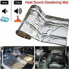 """Heat Shield Insulation,Car Sound Deadener, Noise Dampening Insulation 36""""x 39"""""""