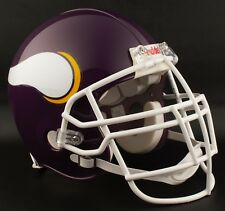 MINNESOTA VIKINGS 1980-1984 NFL Riddell AUTHENTIC Throwback Football Helmet