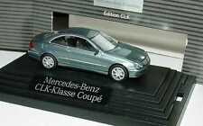 1:87 Mercedes-Benz CLK C209 eisblau blau blue - Dealer-Edition Wiking B66961331