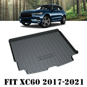 Heavy Duty Cargo Mat Boot Liner Luggage Tray for Volvo XC60 SUV 2017-2021