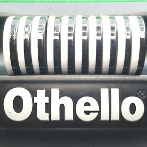 Othello Black White Discs Chips Replacement Game Pieces Reversible Tokens